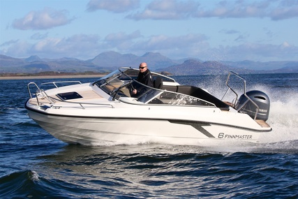 Finnmaster Day cruiser T6 for sale in United Kingdom for £56,767