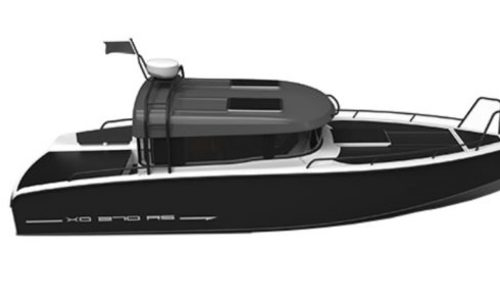 Image of XO 270 Front Cabin OB for sale in United Kingdom for £140,957 United Kingdom