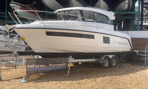 Image of Finnmaster Cabin Pilot 8 for sale in United Kingdom for £129,995 United Kingdom