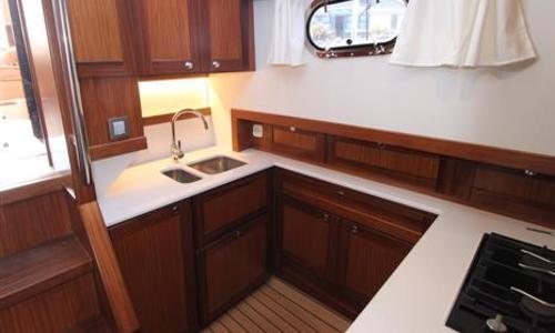 Image of Sasga Yachts Menorquin 42 Flybridge for sale in United Kingdom for £395,000 Gosport, United Kingdom