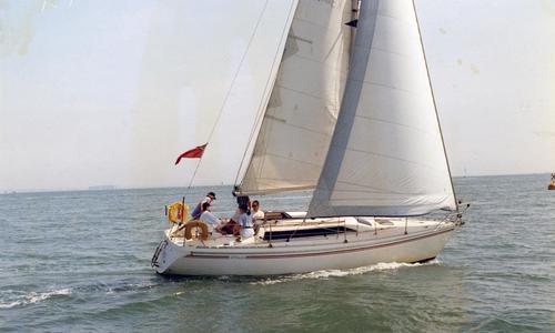 Image of Jeanneau Attalia 32 for sale in United Kingdom for £18,650 Beaulieu, Hampshire, , United Kingdom