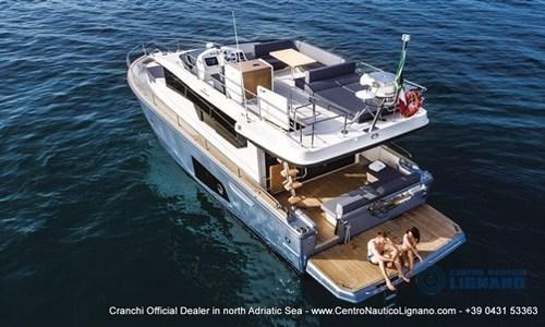 Image of Cranchi Eco Trawler 43 for sale in Italy for P.O.A. (P.O.A.) Friuli-Venezia Giulia, Italy
