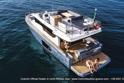 Cranchi Eco Trawler 43 for sale in Italy for P.O.A. (P.O.A.)