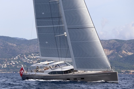 Nautor's Swan 105 for sale in Spain for €7,900,000 (£6,992,326)