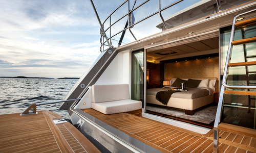 Image of Nautor's Swan 105 for sale in Spain for €7,900,000 (£7,241,395) Calpe Alicante,, Spain