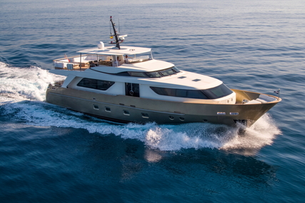 Sanlorenzo 92 SD for sale in Spain for €2,950,000 (£2,539,688)