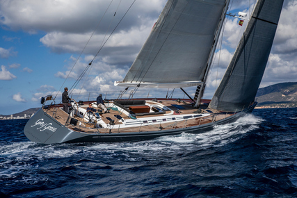 Nautor's Swan 82' for sale in Spain for €2,950,000 (£2,673,627)