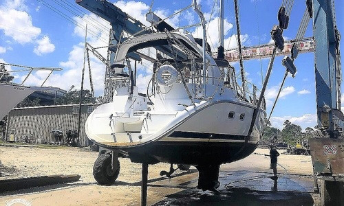 Image of Hunter 410 for sale in United States of America for $115,000 (£89,848) Southport, North Carolina, United States of America