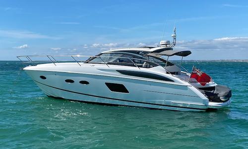 Image of Princess V39 for sale in United Kingdom for £355,000 United Kingdom