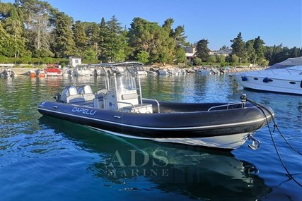 Capelli Tempest 900 Work for sale in Slovenia for €79,500 (£72,052)