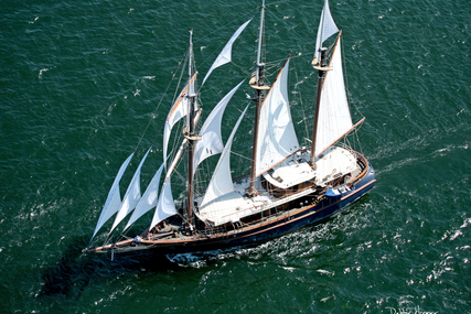 Maccarini Barquentine Custom Motor Sailor for sale in United States of America for $1,150,000 (£891,659)