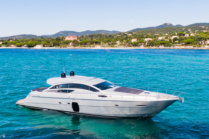 Pershing 72 for sale in France for €1,290,000 (£1,182,456)