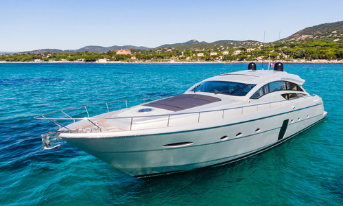 Image of Pershing 72 for sale in France for €1,290,000 (£1,147,901) Marines de Cogolin,, France