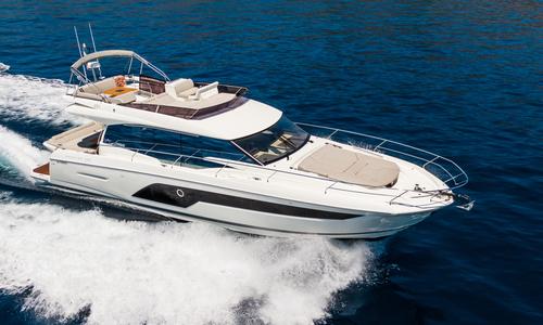 Image of Prestige 590 for sale in France for €995,000 (£908,958) Beaulieu sur mer,, France
