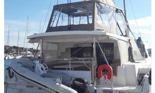 Image of Bali Catamarans 4.5 [4 cabin version] for sale in Greece for €375,000 (£344,302) Greece