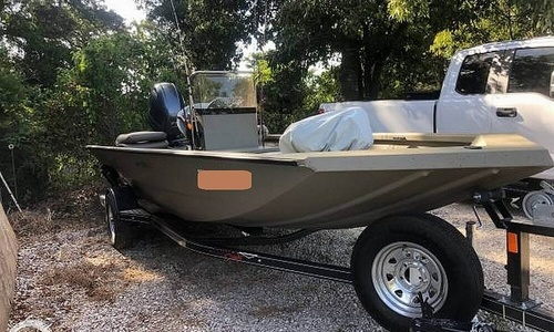 Image of Alumacraft MV1756 AW CC LX for sale in United States of America for $25,750 (£20,214) Fairfield, Texas, United States of America