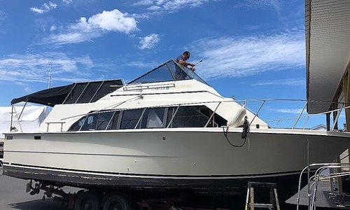 Image of Carver Yachts Mariner 3396 for sale in United States of America for $19,900 (£14,251) Catskill, New York, United States of America