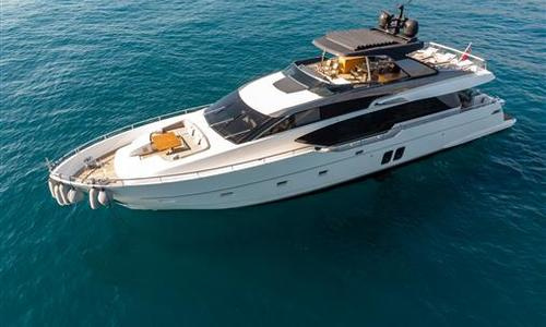 Image of Sanlorenzo SL86 for sale in Italy for €3,850,000 (£3,508,868) Sardinia, , Italy
