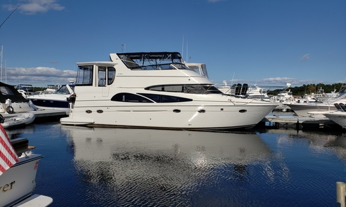 Image of Carver Yachts 466 for sale in United States of America for $279,000 (£215,138) Newbury Port, Massachusetts, United States of America