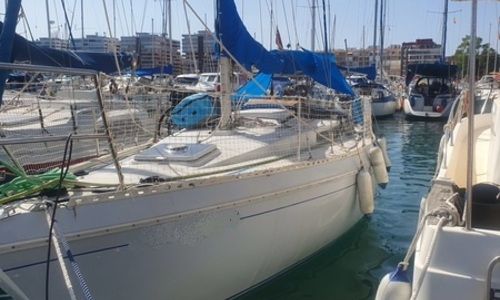 Image of Gib Sea 28 for sale in Spain for €13,000 (£11,876) Torrevieja, Spain