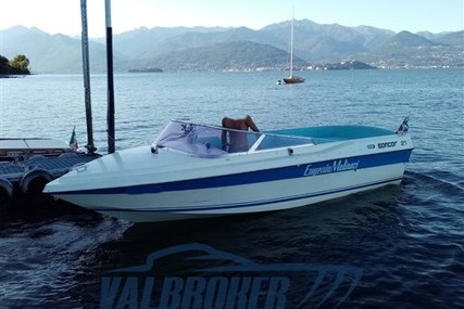 MOLINARI Soncor 21' for sale in Italy for €7,500 (£6,886)