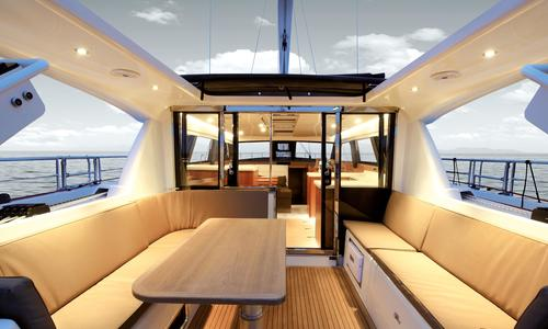 Image of Moody 54 for sale in United States of America for $919,000 (£712,552) San Diego, CA, United States of America