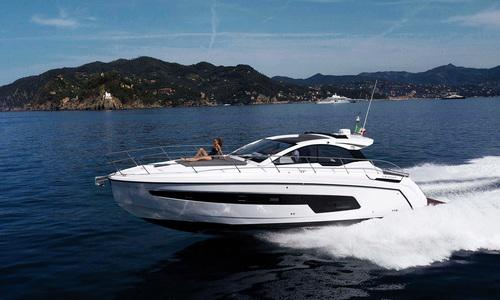 Image of Azimut Yachts Atlantis 45 for sale in United Kingdom for £595,450 United Kingdom