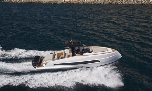 Image of Astondoa 377 Coupe Outboard for sale in United States of America for P.O.A. (P.O.A.) Fort Lauderdale, Florida, United States of America