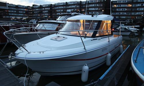 Image of Jeanneau Merry Fisher 645 for sale in United Kingdom for £32,500 London, Greater London, , United Kingdom