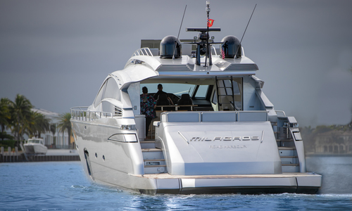 Image of Pershing Express for sale in United States of America for $2,990,000 (£2,325,581) Fort Lauderdale, Florida, United States of America