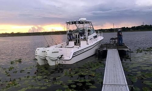 Image of Grady-White Sailfish 272 for sale in United States of America for $51,200 (£39,639) Bartow, Florida, United States of America