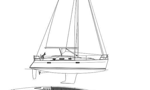 Image of Beneteau 343 Oceanis for sale in United States of America for $57,500 (£41,293) Christiansted, Virgin Islands, United States of America