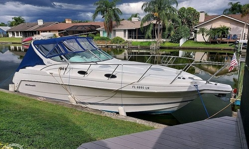 Image of Wellcraft Martinique 3000 for sale in United States of America for $43,400 (£33,600) Tampa, Florida, United States of America