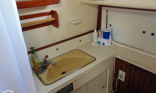 Image of Gulfstar 36 Motorsailor TC for sale in United States of America for $23,000 (£18,046) Green Cove Springs, Florida, United States of America