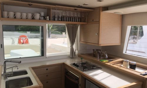 Image of Lagoon 450 for sale in Montenegro for €200,000 (£182,663) Tivat, Montenegro