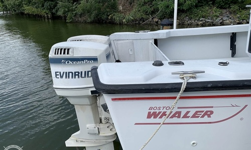 Image of Boston Whaler 24 Outrage for sale in United States of America for $29,500 (£22,839) Weems, Virginia, United States of America