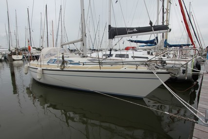 Dehler 34 for sale in Netherlands for €32,500 (£29,620)