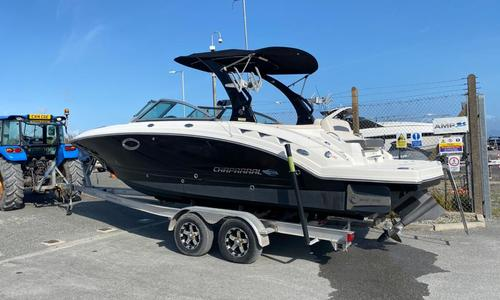 Image of Chaparral 244 Surf for sale in United Kingdom for £67,995 pwllheli, United Kingdom