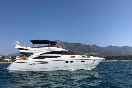 Princess 57 for sale in Spain for €330,000 (£301,169)