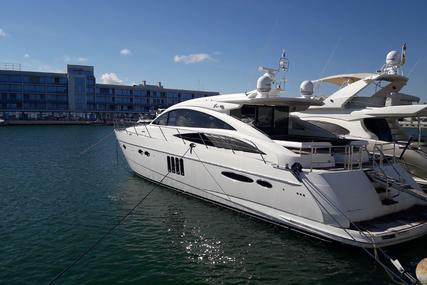 Princess V65 for sale in Ukraine for €690,000 (£629,717)