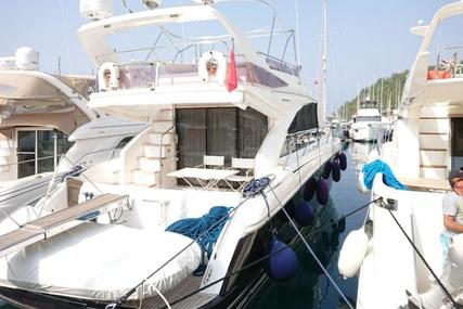 Princess 54 for sale in Turkey for €525,000 (£479,456)
