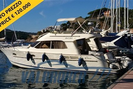 ACM Excellence 38 for sale in Italy for €120,000 (£109,590)