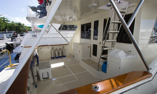 Image of OFFSHORE YACHTS Pilothouse for sale in United States of America for $995,000 (£773,897) Fort Lauderdale, Florida, United States of America