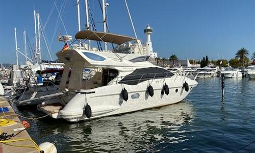Image of Azimut Yachts 43 for sale in Spain for €245,000 (£223,814) Mallorca, , Spain