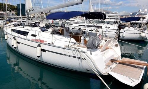 Image of Bavaria Yachts Cruiser 46 for sale in Croatia for €122,000 (£111,783) Dalmatia (, Croatia