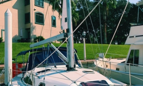 Image of Catalina 350 for sale in United States of America for $135,000 (£105,001) Kemah, TX, United States of America