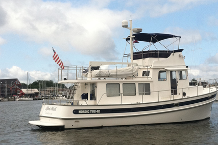 Nordic Tugs 42 with Flybridge for sale in United States of America for $449,000 (£350,798)