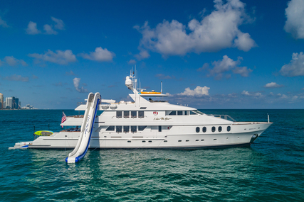 Christensen Tri-Deck for sale in United States of America for $11,900,000 (£9,341,759)