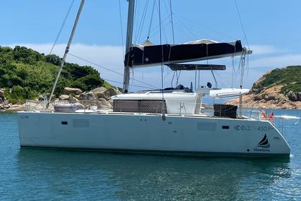 Lagoon 450 for sale in Hong Kong for $595,000 (£458,808)