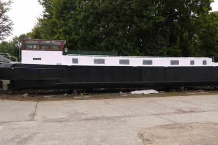 Peter Nicholls yachtbuilders Ltd FCN seagoing barge for sale in United Kingdom for P.O.A.